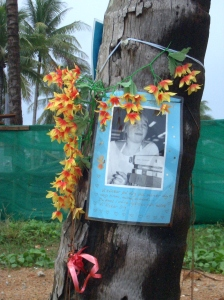 Gedenkstätte Nang Thong Beach