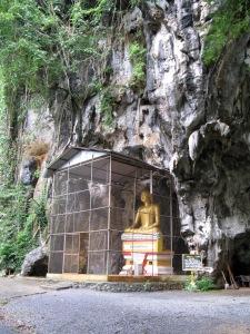 Buddhistische Gebetsstätte